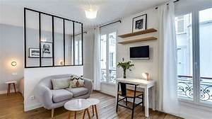 location etudiant amenagement du studio et deco pas With peinture d une maison 6 amenager un coin bureau dans un studio un appartement ou