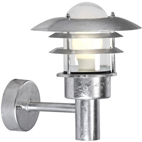 all modern outdoor lighting garden wall light ip44 rated double insulated