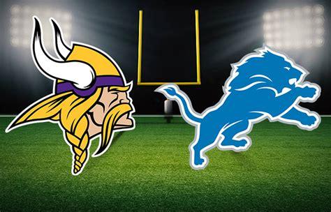 minnesota vikings  detroit lions preview  betting