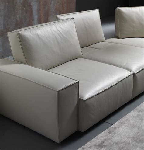 Modern Sofa With Removable Cover, Padded With Polyurethane