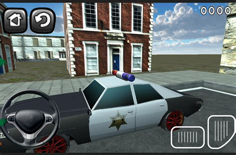 Free 3d Police Car Parking Free Android Game Download