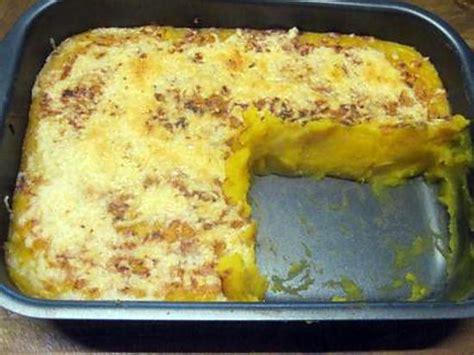 cuisiner le potimarron au four recette de purée de potimarron gratinée au micro ondes et