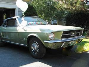 1967 MUSTANG CONVERTIBLE FOR SALE BY ORIGINAL OWNER - Classic Ford Mustang 1967 for sale