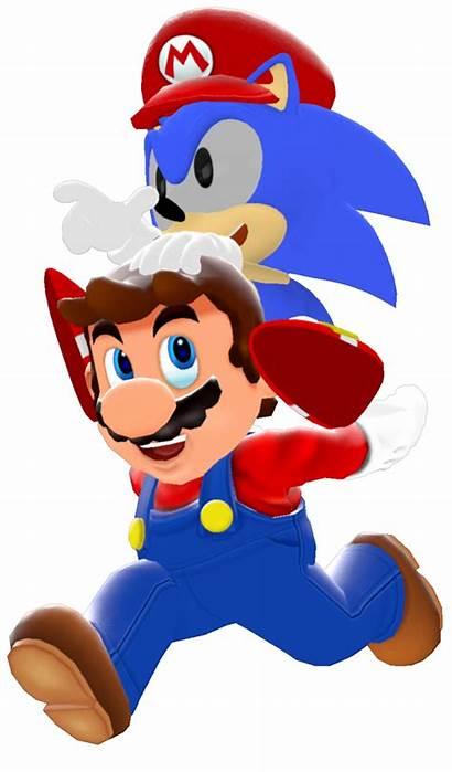 Sonic Classic Mario Bit Deviantart Icepony64 Fan