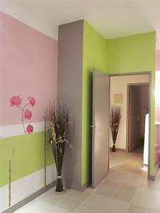charmant amenagement couloir entree avec chambre enfant With decorer une entree couloir