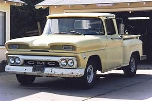 1960 Gmc Pickup - Information And Photos