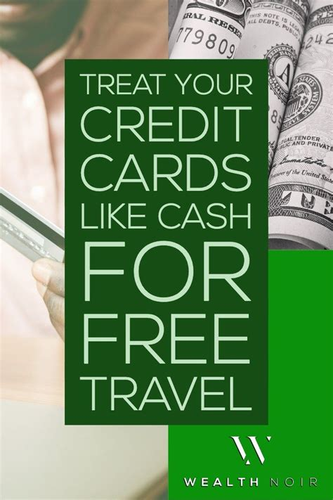 There are several ways to get cash from your credit card. Treat Your Credit Cards Like Cash To Get Free Travel | Paying off credit cards, How to get ...