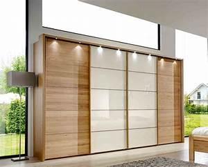 Kleiderschrank 250 Cm : 4 tlg schlafzimmer erle teilmassiv parsol bronze spiegel kleiderschrank b ca 250 cm ~ Whattoseeinmadrid.com Haus und Dekorationen