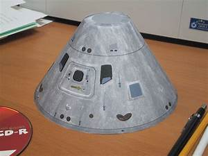 Paper Model Apollo 11 (page 2) - Pics about space