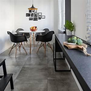Gray, Flooring, Ideas, For, A, Modern, Kitchen