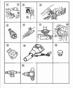 Ford 40 Sohc Engine Diagram Sensors