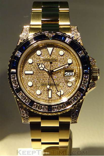 Rolex Watches Diamonds Gmt Master Bling Diamond