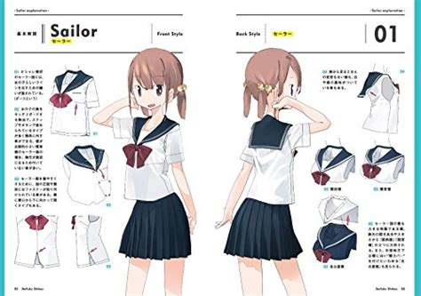 seifuku shikou girls uniform predilection art book