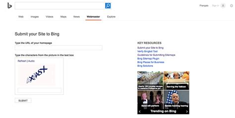 The Bing Seo Guide Tips For Optimizing Your Site