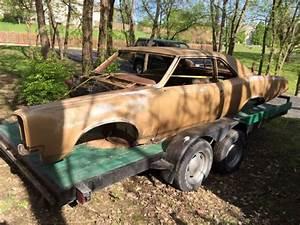 1967 Pontiac Lemans Gto Parts Car For Sale  Photos
