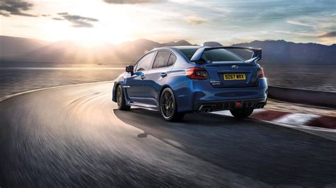 subaru wrx sti limited concept car performance