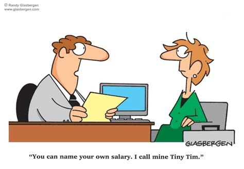 Job Interview Cartoons