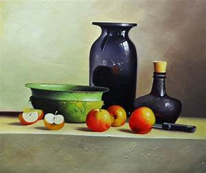 Still Life Oil Paintings | illustration | Pinterest | More ...