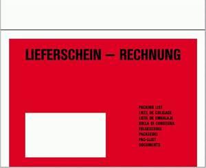 Lieferschein Rechnung : dokumententaschen ~ Themetempest.com Abrechnung