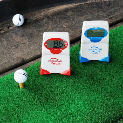 Golf Swing Radar Swing Speed Radar