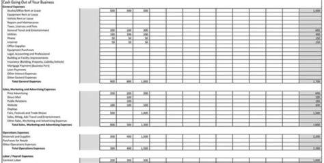 owner operator expense spreadsheet google spreadshee
