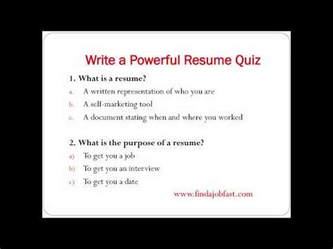 how to write a social work resume 28 images social how to write a powerful resume to find a job fast youtube