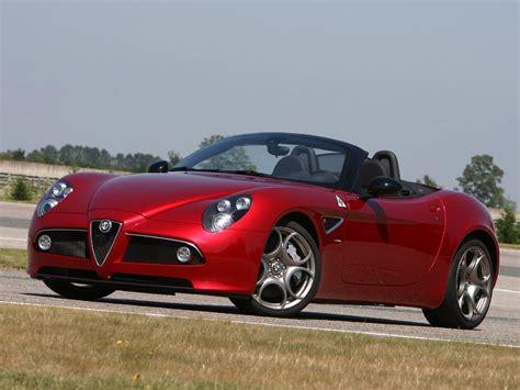 Alfa Romeo 8c Spider  2008, 2009, 2010 Autoevolution