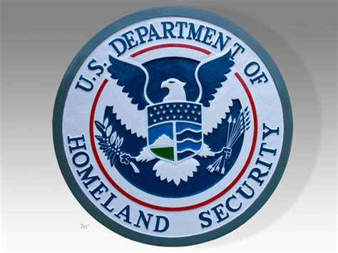Department Of Homeland Security Logo Pictures To Pin On