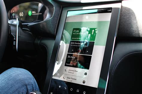 android car here s how maserati customized android for its ghibli