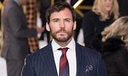 Peaky Blinders star Sam Claflin attends glitzy premiere ...