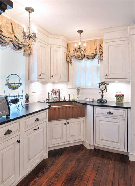copper apron farm sink country kitchens kitchen