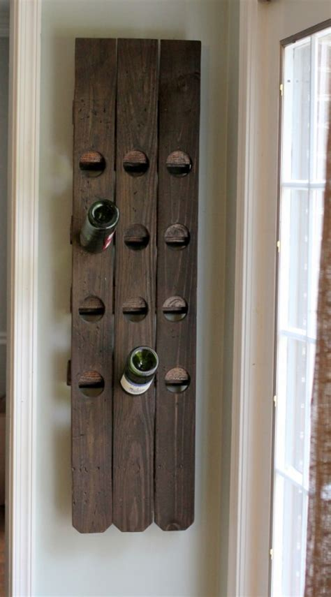 easy diy wine rack plans guide patterns