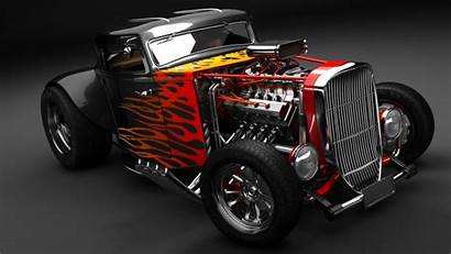 Rod Rods Wallpapers Custom Cars Desktop Classic