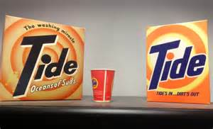 Tide Detergent Through The Years
