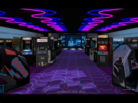 I Miss Arcades!  Planet Of The Gamer