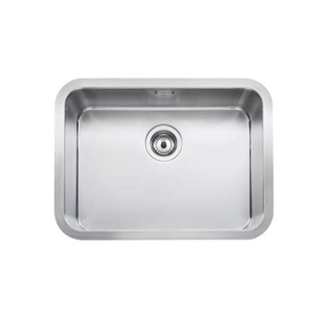 Berlin Single Bowl Kitchen Sink 610 (roca)  Free Bim