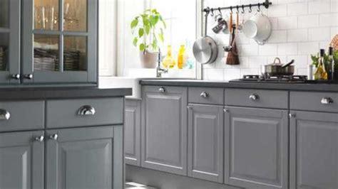 d馗o cuisine grise cuisine grise et blanc ikea chaios com