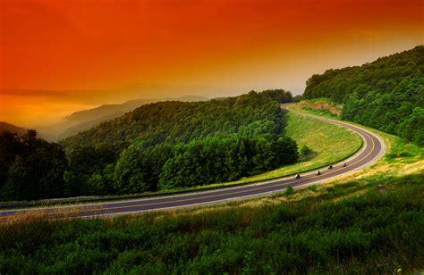 scenic mountain road trips wild wonderful west