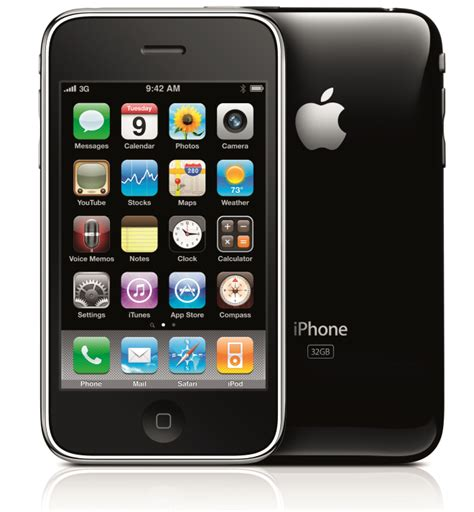 when was the iphone released iphone 3gs