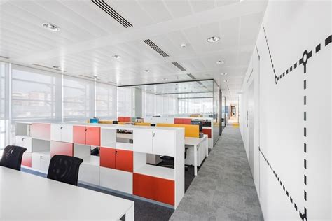 Cofidis Italia Office By Genius Loci Architettura, Milan