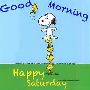 Good Morning Snoopy : good morning saturday snoopy quote pictures photos and images for facebook tumblr pinterest ~ Orissabook.com Haus und Dekorationen