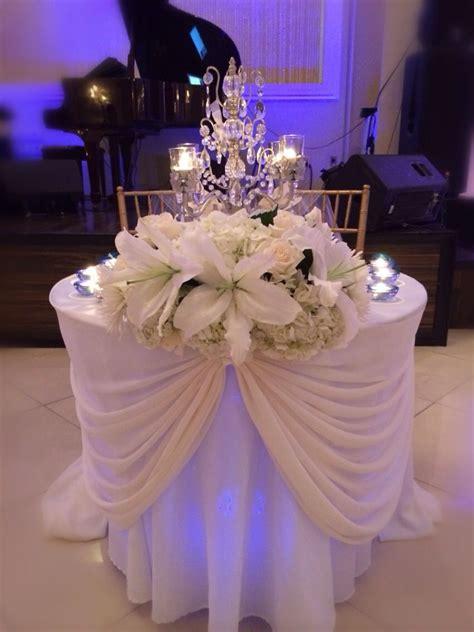 Sweetheart table Decoracion boda con globos Arreglos de