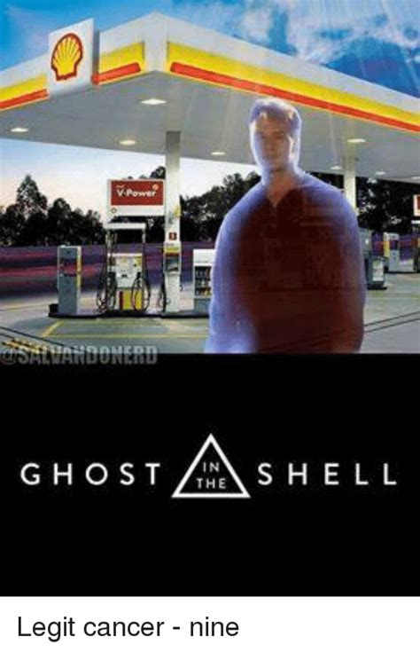 Ghost In The Shell Meme - ghost the shell legit cancer nine meme on sizzle