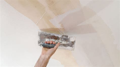 repairing  ceiling hole mending holes  plaster