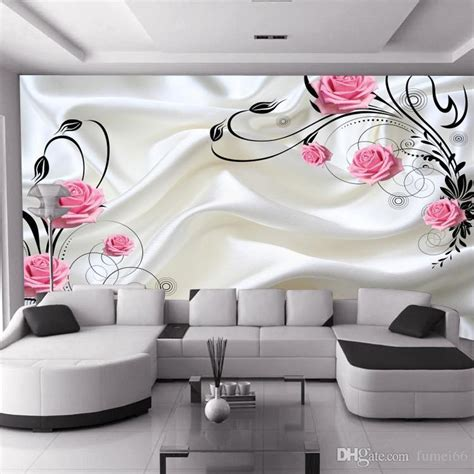 hot sale   customized large mural  wallpaper