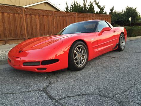 sale hp  corvette  track ready  miles