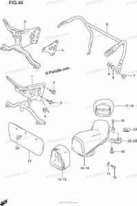 Suzuki Motorcycle 1998 Oem Parts Diagram For Installation