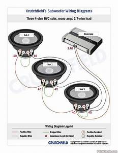 Subwoofer Wiring Diagrams Big 3 Upgrade