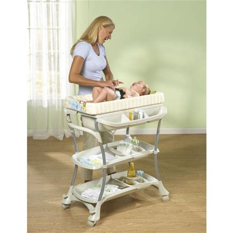 free standing baby changing table portable changing table classy baby gear