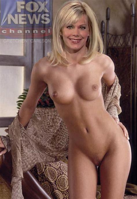 Gretchen Carlson Naked